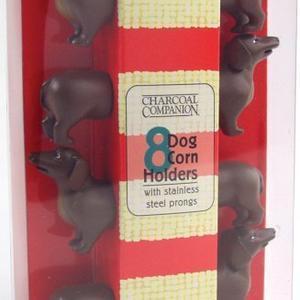 Dog Corn Holders