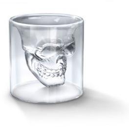 'Crystal Skull' Shotglass