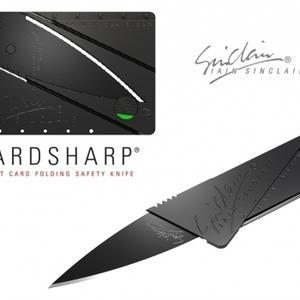 CardSharp Credit Card Sized Folding Knife