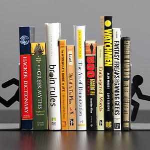 Popon portal bookends - Portal bookend ...
