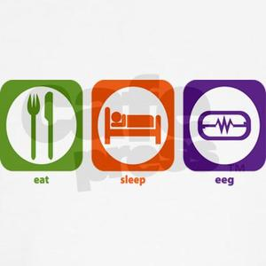 Eat Sleep EEG