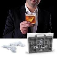 Fred & Friends Freeze Handgun-Shaped Ice-Cube Tray