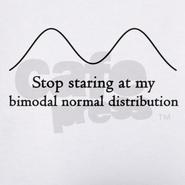 Stop Staring At My Bimodal Distribution